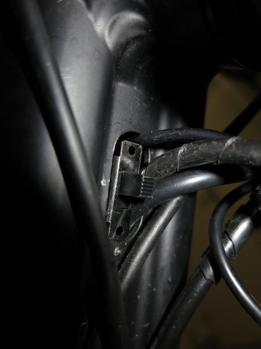 Power ON/OFF Schalter